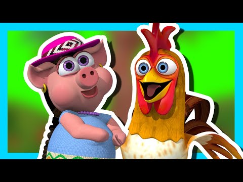 This is The Farm -  Kids Songs