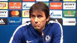 Antonio Conte Full Pre-Match Press Conference - Barcelona v Chelsea - Champions League