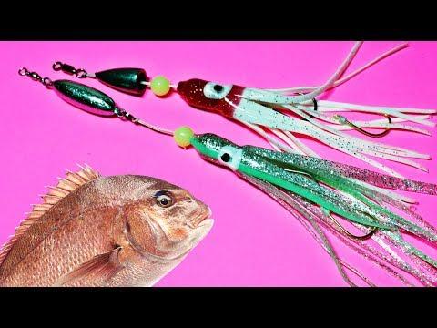 DIY Inchiku jig, How to making lures for fishing