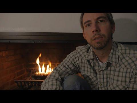 Whisperin' & Ramblin' by the Fire for ASMR , Relaxation & Sleep