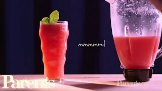 How to Make Watermelon Crush Mocktails