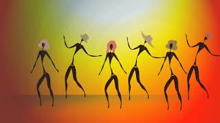 CAVE PAINTINGS DANCE GROUP FUN Music by Strange Onion Animator Dizzles