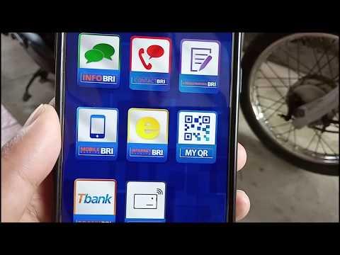 Cara Registrasi Nomor Hp Di Aplikasi BRI Mobile Banking