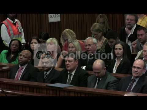 SOUTH AFRICA: PISTORIUS TRIAL POSTPONED TO APRIL