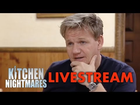 MOST RIDICULOUS MOMENTS IN KITCHEN NIGHTMARES | Livestream Loop