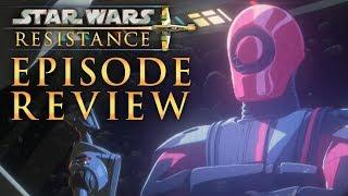 Star Wars Resistance Season 2 - Kaz's Curse Episode Review