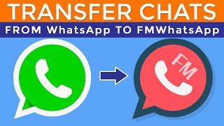 Gambar cover How to install FMWhatsApp without Losing Chats Data   Backup Data