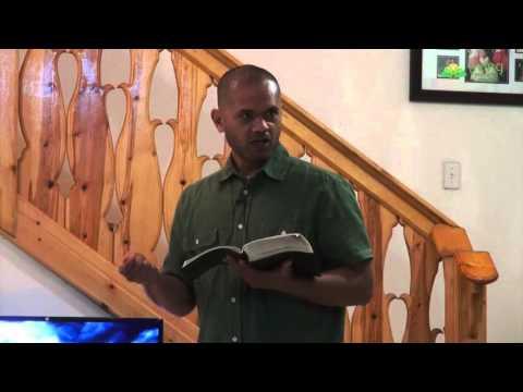 Elder Kili Silafau - American Samoa Bible Studies - Session 1