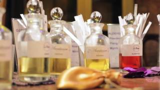 Bespoke Perfumes - Create a Custom Fragrance at The Scentarium with Sue Phillips