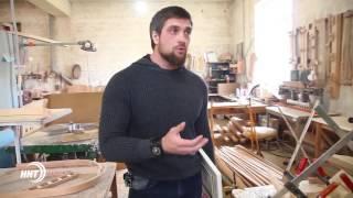 'Атмосфера бизнеса' Мурад Каллаев директор мебельной фабрики'Турали мебель'