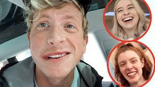 BEST FRIENDS REACTION AFTER DENTIST!!