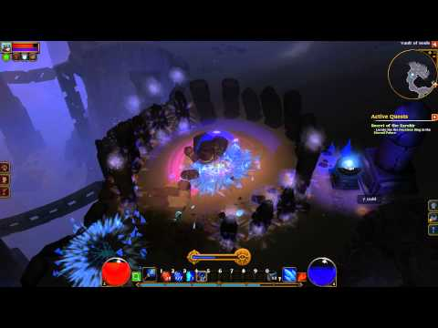 30 - Torchlight 2 - Secret of the Ezrohir |