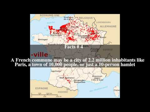 Communes of France Top # 6 Facts