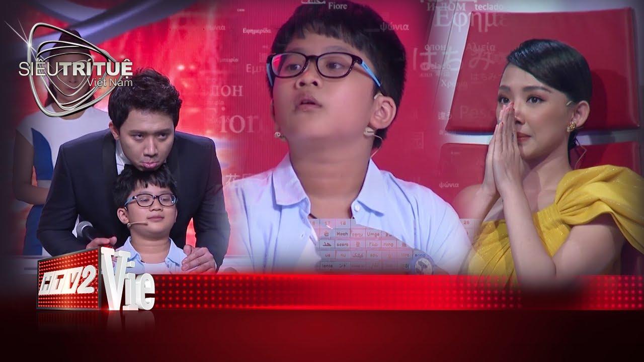 image Thần đồng 9 tuổi gây tiếc nuối nhất trong các phần thử thách siêu trí tuệ | #7 SIÊU TRÍ TUỆ VIỆT NAM