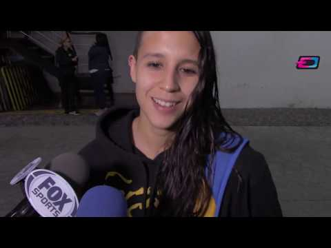 Entrevista | Fabiola Ibarra semifinal de vuelta Liga Mx Femenil