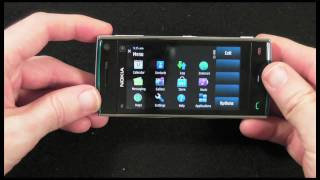 Nokia X6 Mobile Phone - part 1 - Unboxing & Product Tour