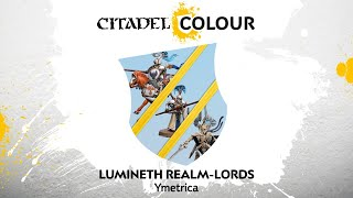How to Paint Lumineth Realm-lords: Ymetrica