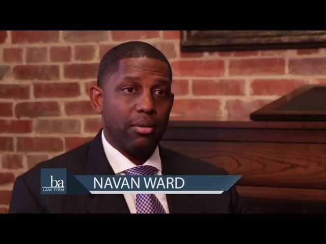 Navan Ward talks about Beasley Allen Law Firm's mission