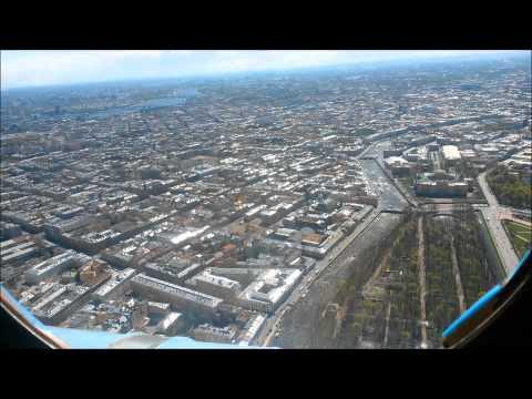 Вертолетная Экскурсия (Helicopter Tour,Russia,Saint-Petersburg)