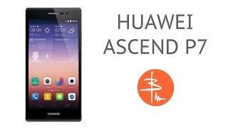 Huawei Ascend P7 - полный обзор китайского флагмана