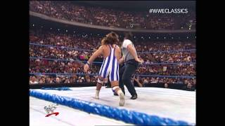 SmackDown 1/4/00 - Part 8 of 10, Mean Street Posse vs Kai En Tai