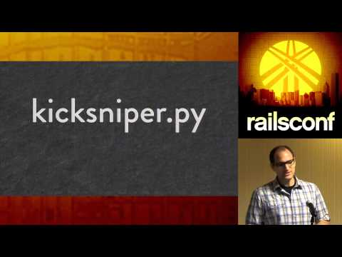 RailsConf 2014 - Rack::Attack: Protect your app with this one weird gem! by Aaron Suggs