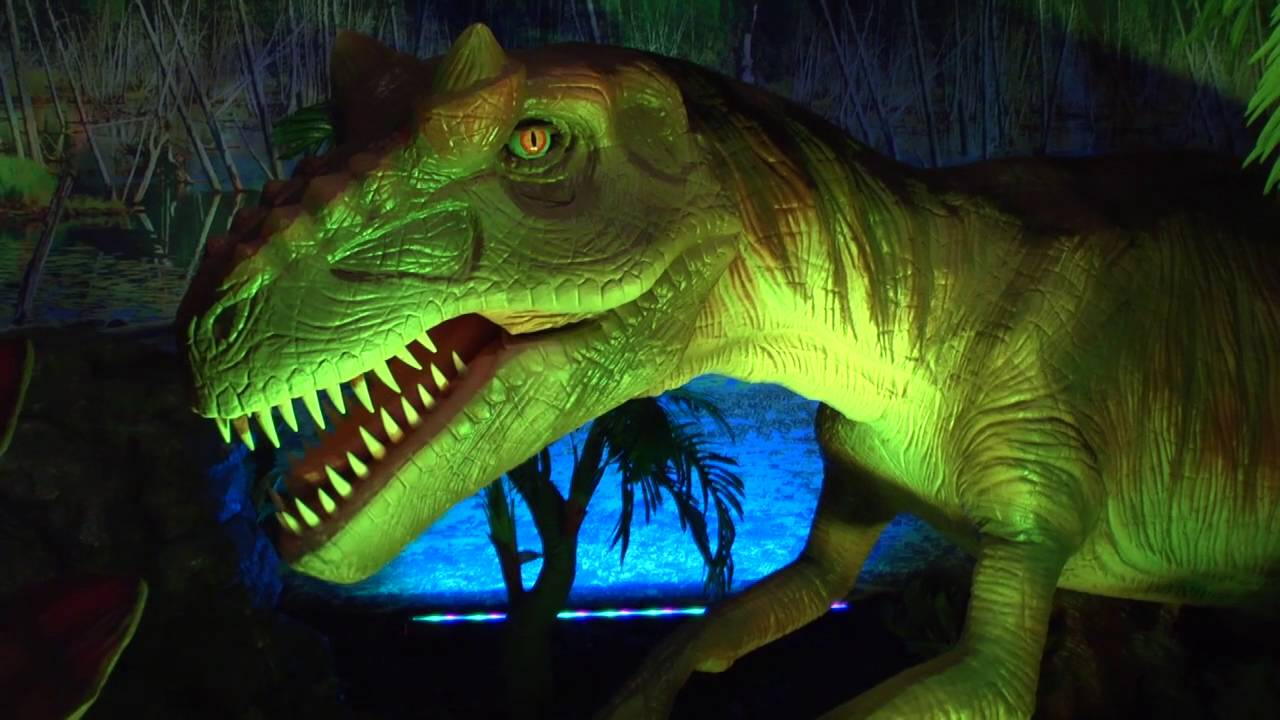 Dinosaurs Unearthed - The Academy of Natural Sciences of