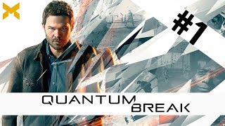 Quantum Break: Time is Power Episode 1 - The Number One Killer...