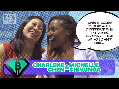 Women in Blockchain: Charlene Chen – Bitpesa & Michelle Chivunga on Crypto in AFRICA.