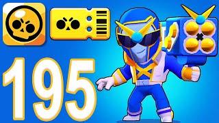 Brawl Stars - Gameplay Walkthrough Part 195 - Super Ranger Brock (iOS, Android)