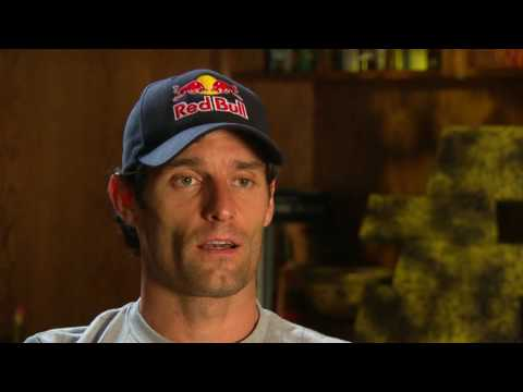 Interview with Mark Webber after the 2010 Australian Grand Prix