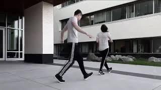 Самый лучший танец ногами