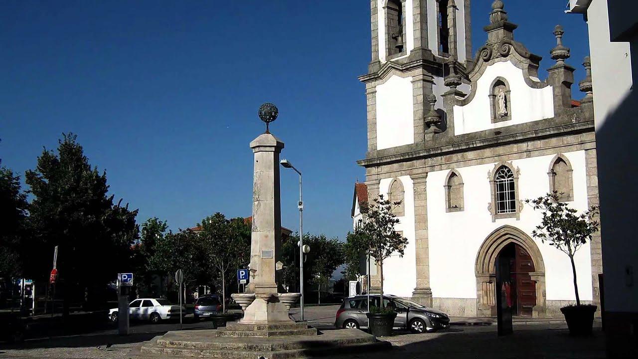 Covilha Vistas Da Cidade Serra Da Estrela Portugal Helder