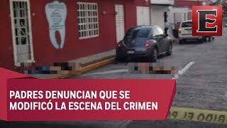 Policías de Orizaba son acusados de asesinar a dos jóvenes profesionistas