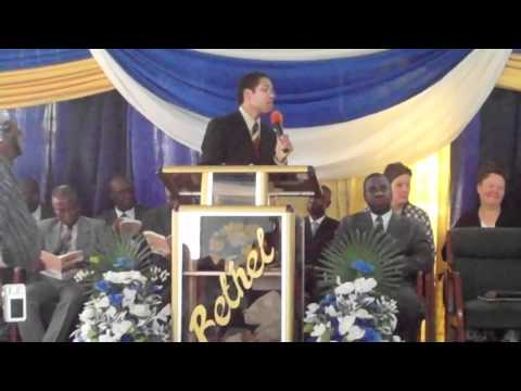 ACTS Ghana Graduation 2011