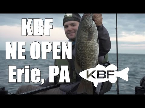 Kayak Bass Fishing 2018 Northeast OPEN | ERIE, PA
