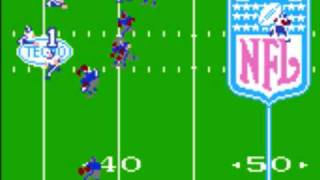 Manning to Tyree in Super Bowl XLII...According to Tecmo