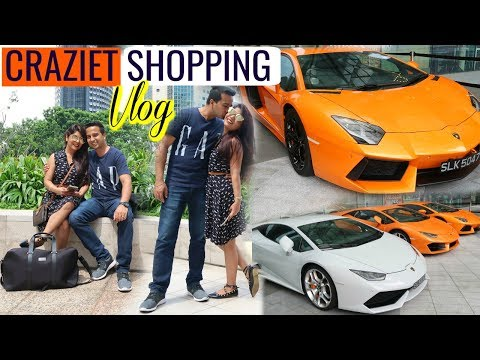 Craziest Shopping Vlog | Day In My Life Vlog | SuperPrincessjo