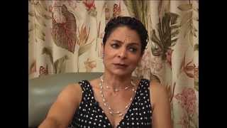 Jasmine Guy interview with Wendy Wilson part 2