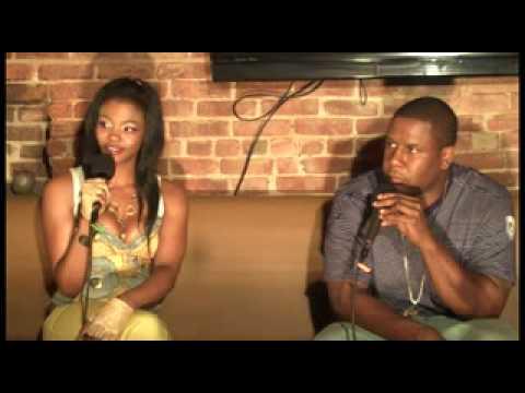 City Haze talks RZA and Universal    DJ Superstar Jay & Nina B