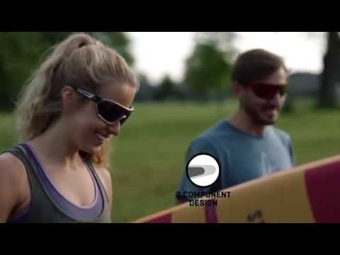ALPINA S-WAY - Multisportbrille (Langversion Mit Untertiteln)