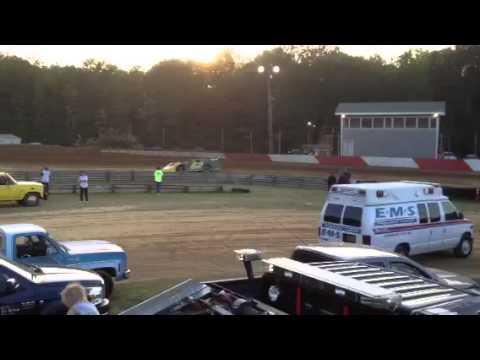 Dixieland speedway practice 5-17-13