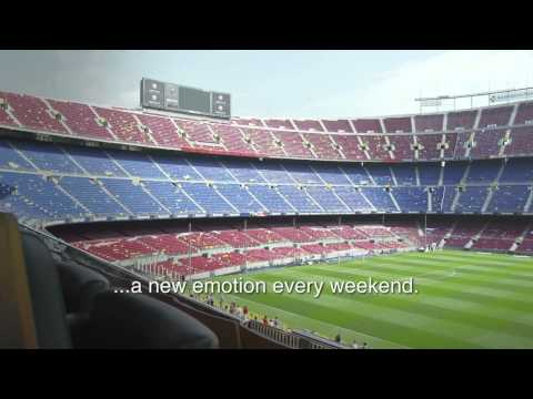 Nike FC Barcelona 2012 Home Kit