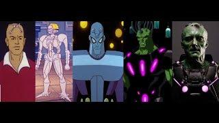 Brainiac - Evolution in TV
