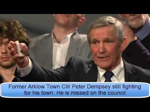 Peter Dempsey still fighting for Arklow