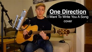 I Want To Write You A Song - One Direction (cover)