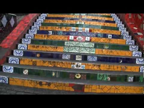Santa Teresa, Rio de Janeiro with music by Todd Kuffner