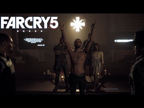FARCRY5,Sp Ep#1 My first Impression . The Warrant,No way out