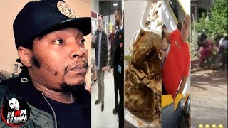 Fake Chicken, White Man Refused To Sit Beside Elderly Black Woman, She Kno Kungfu + More (