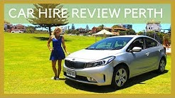Car Rental Perth Review - Which company has done a good job?